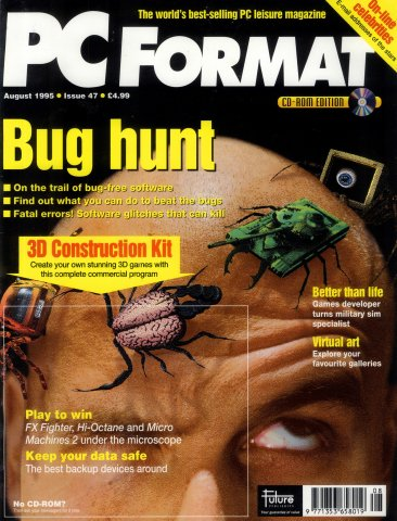 PC Format Issue 047 (August 1995)