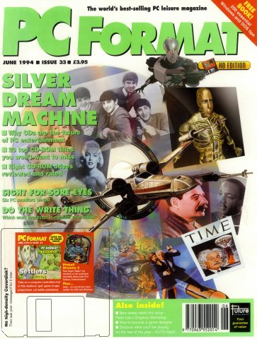 PC Format Issue 033 (June 1994)