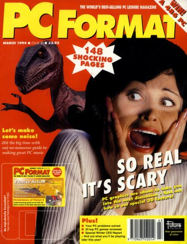 PC Format Issue 030 (March 1994)
