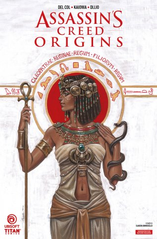 Assassin's Creed: Origins (Titan Comics)