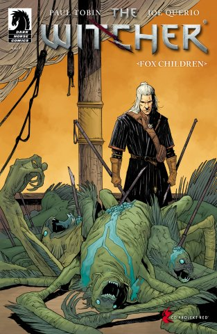 The Witcher - Fox Children 004 (July 2015)