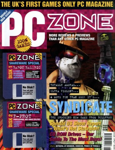 PC Zone Issue 005 August 1993