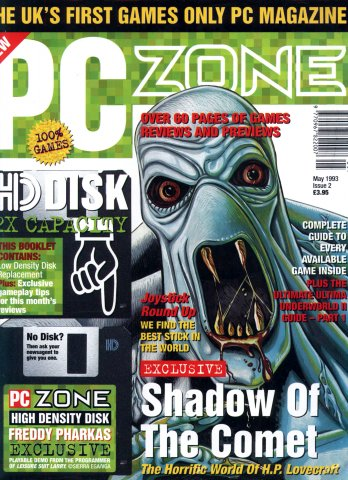 PC Zone Issue 002 (May 1993)