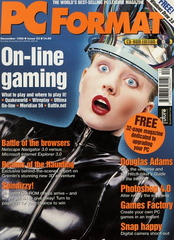 PC Format Issue 063 (December 1996)