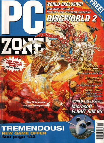 PC Zone Issue 044 (November 1996)