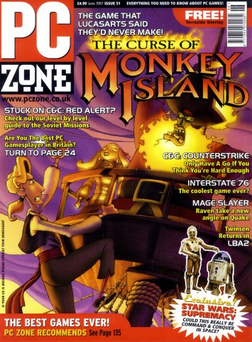 PC Zone Issue 051 (June 1997)