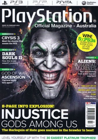 PlayStation Official Magazine Issue 078 (February 2013)
