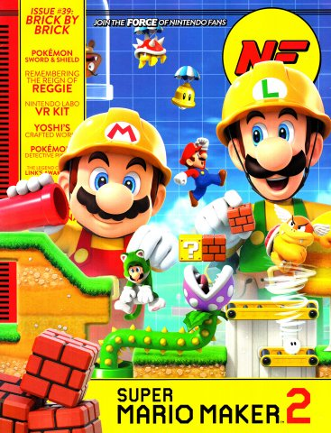 Nintendo Force Issue 39 May/June 2019