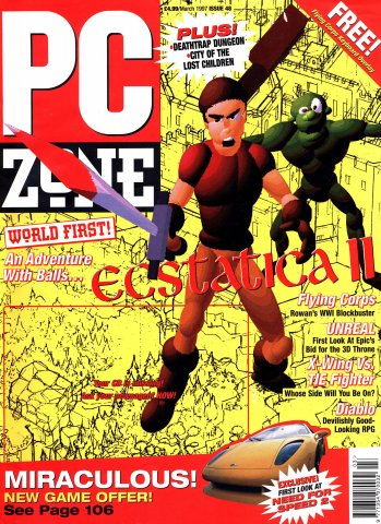 PC Zone Issue 048 (March 1997)