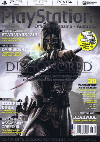 PlayStation Official Magazine Issue 072 (September 2012)