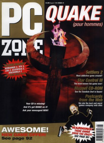 PC Zone Issue 041 (August 1996)