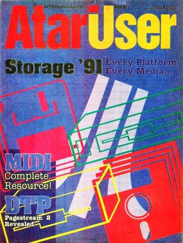 AtariUser 05 (September 1991)
