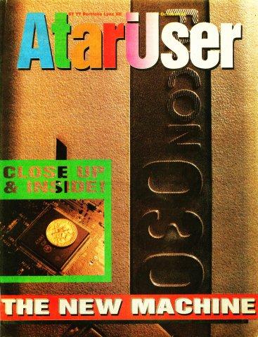 AtariUser 18 (October 1992)