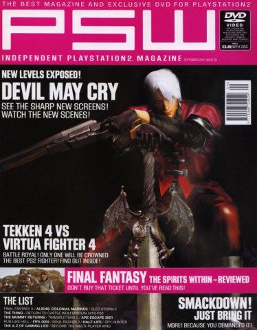 PSW Issue 20 (September 2001)