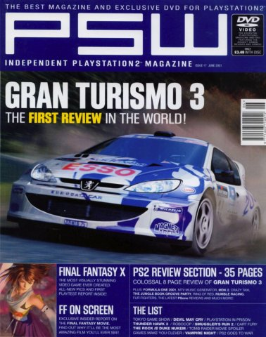 PSW Issue 17 (May 2001)