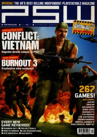 PSW Issue 53 (February 2004)