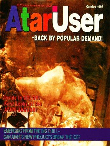 AtariUser 21 (October 1993)