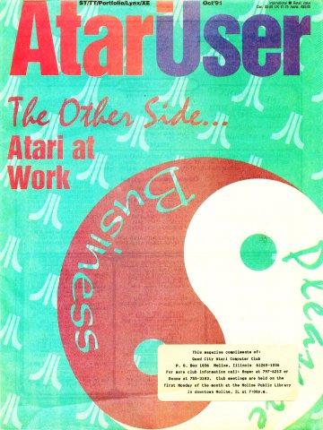 AtariUser 06 (October 1991)