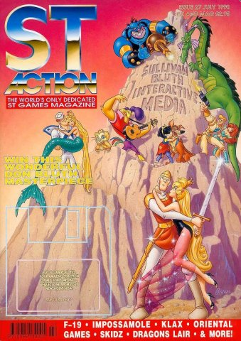 ST Action Issue 27 (July 1990)