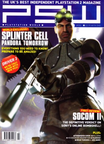 PSW Issue 50 (December 2003)