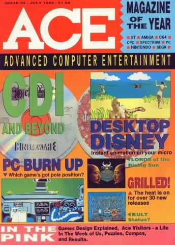 ACE 22 (July 1989)