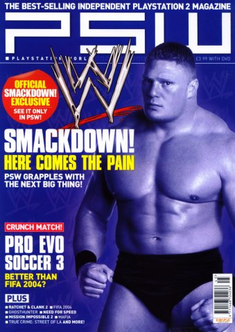 PSW Issue 45 (July 2003)