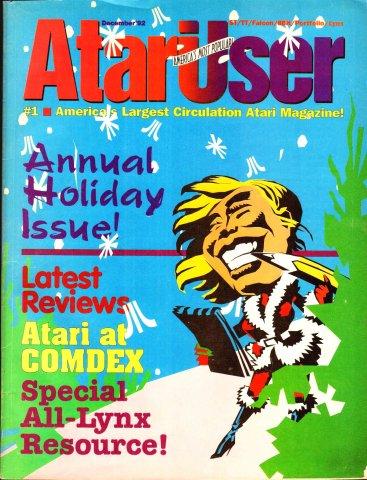 AtariUser 20 (December 1992)