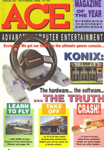 ACE 25 (October 1989)