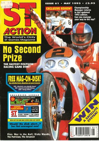 ST Action Issue 61 (May 1993)