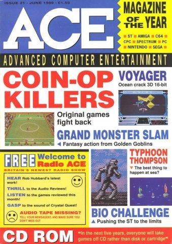 ACE 21 (June 1989)