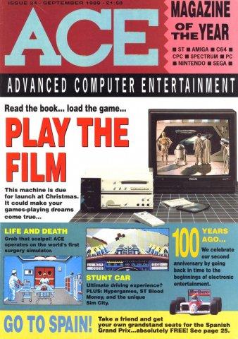 ACE 24 (September 1989)