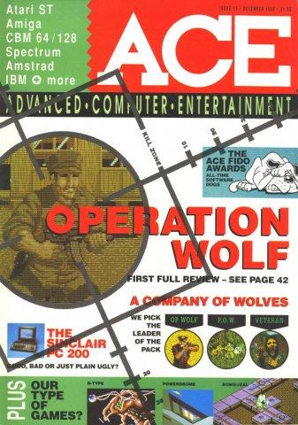 ACE 15 (December 1988)