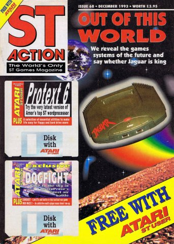 ST Action Issue 68 (December 1993)