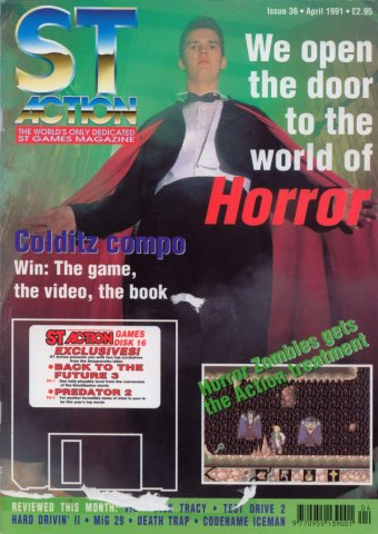 ST Action Issue 36 (April 1991)