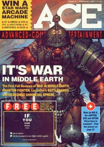 ACE 17 (February 1989)
