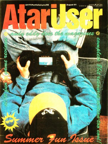 AtariUser 04 (August 1991)