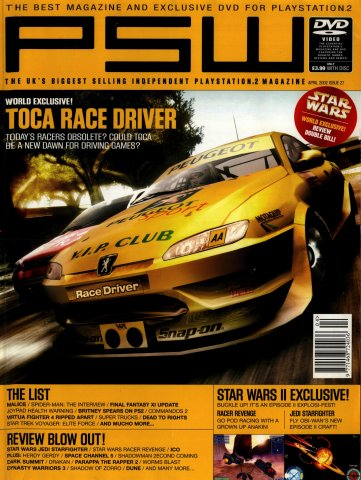 PSW Issue 27 (April 2002)