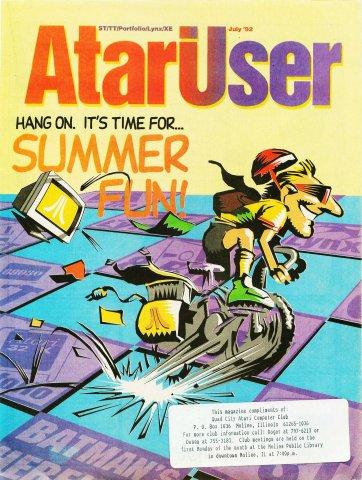 AtariUser 15 (July 1992)