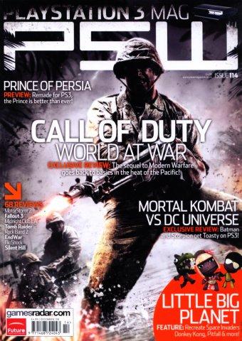 PSW Issue 114 (November 2008)