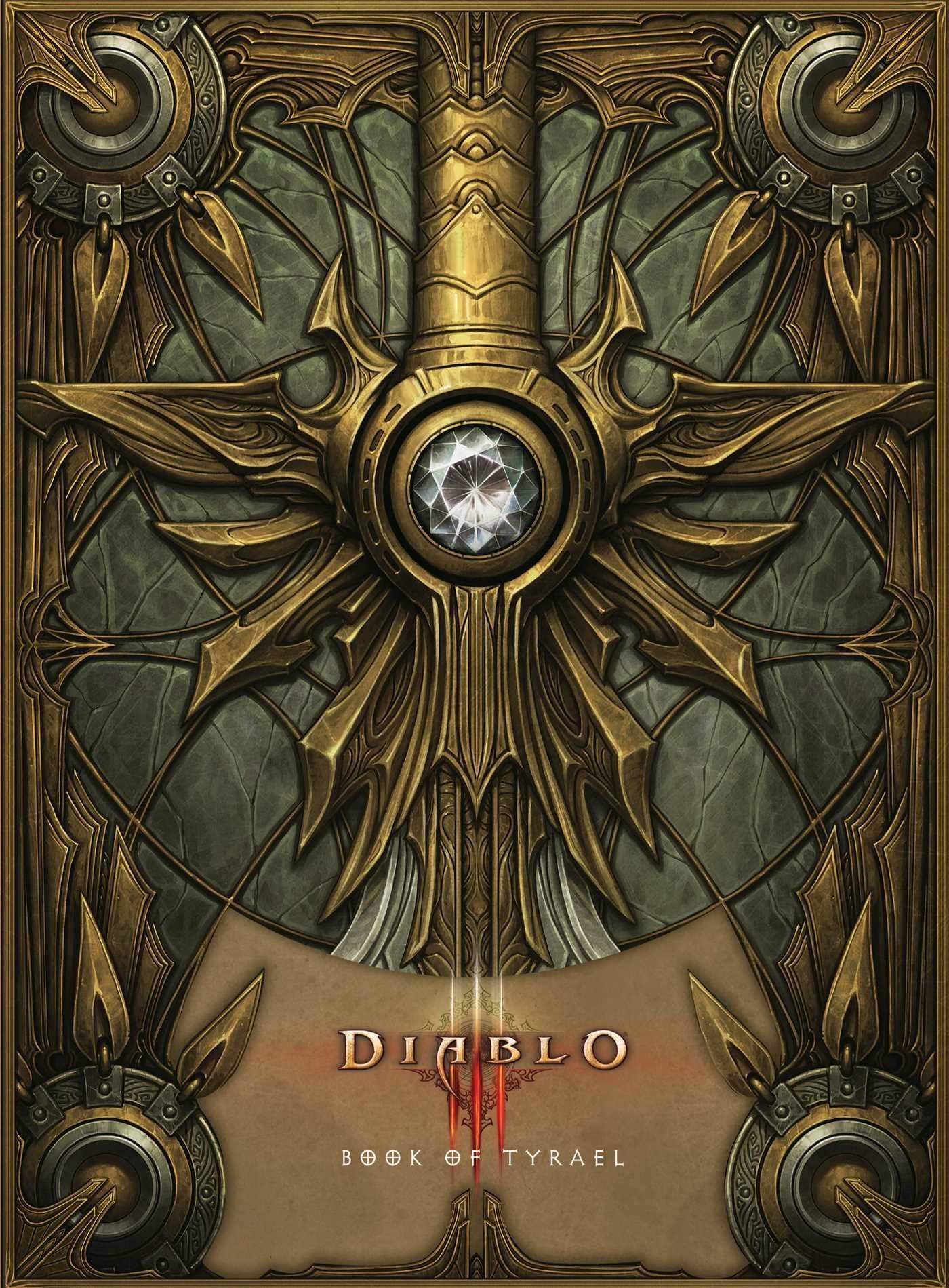 Diablo III - Book of Tyrael