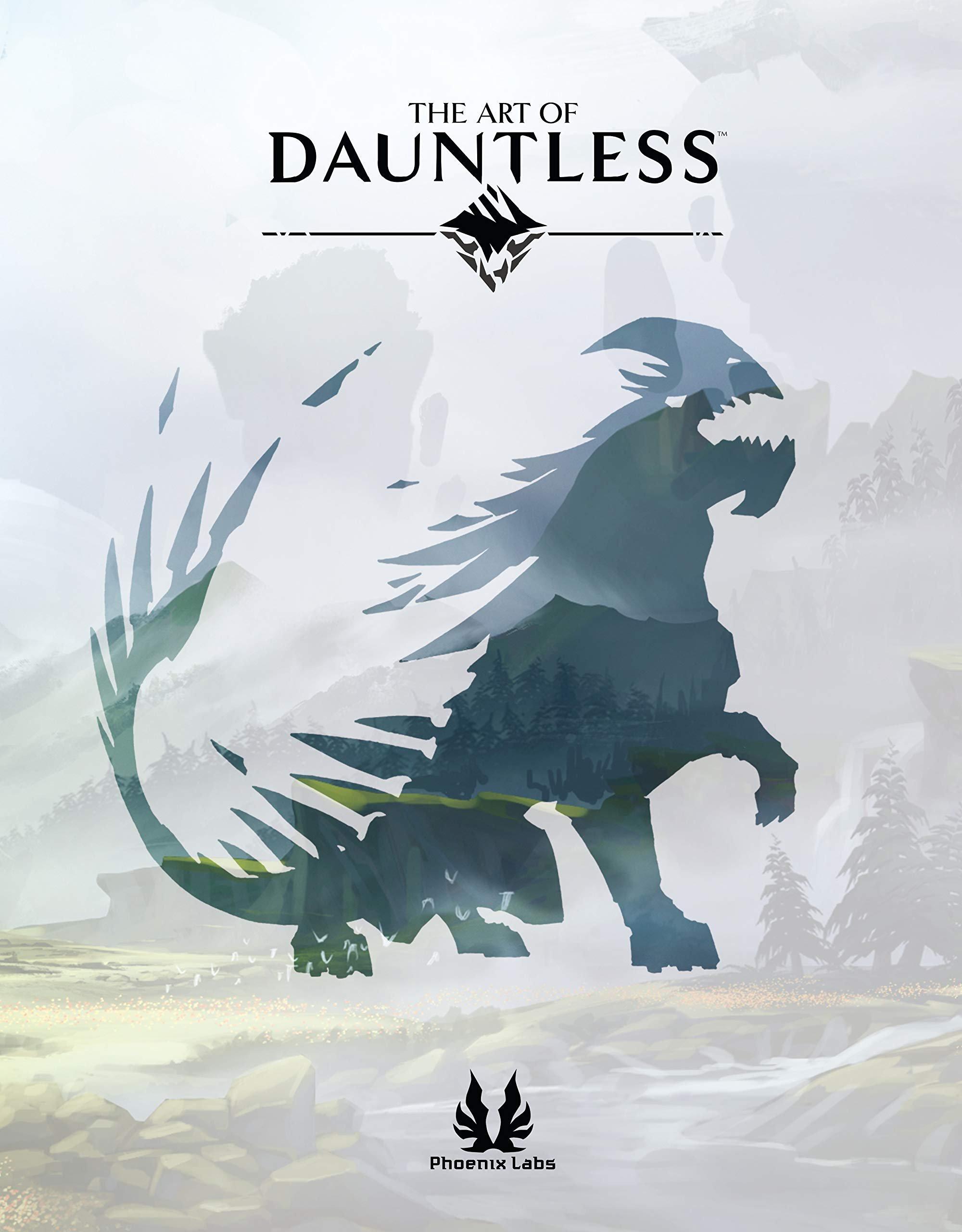 Dauntless - The Art of Dauntless