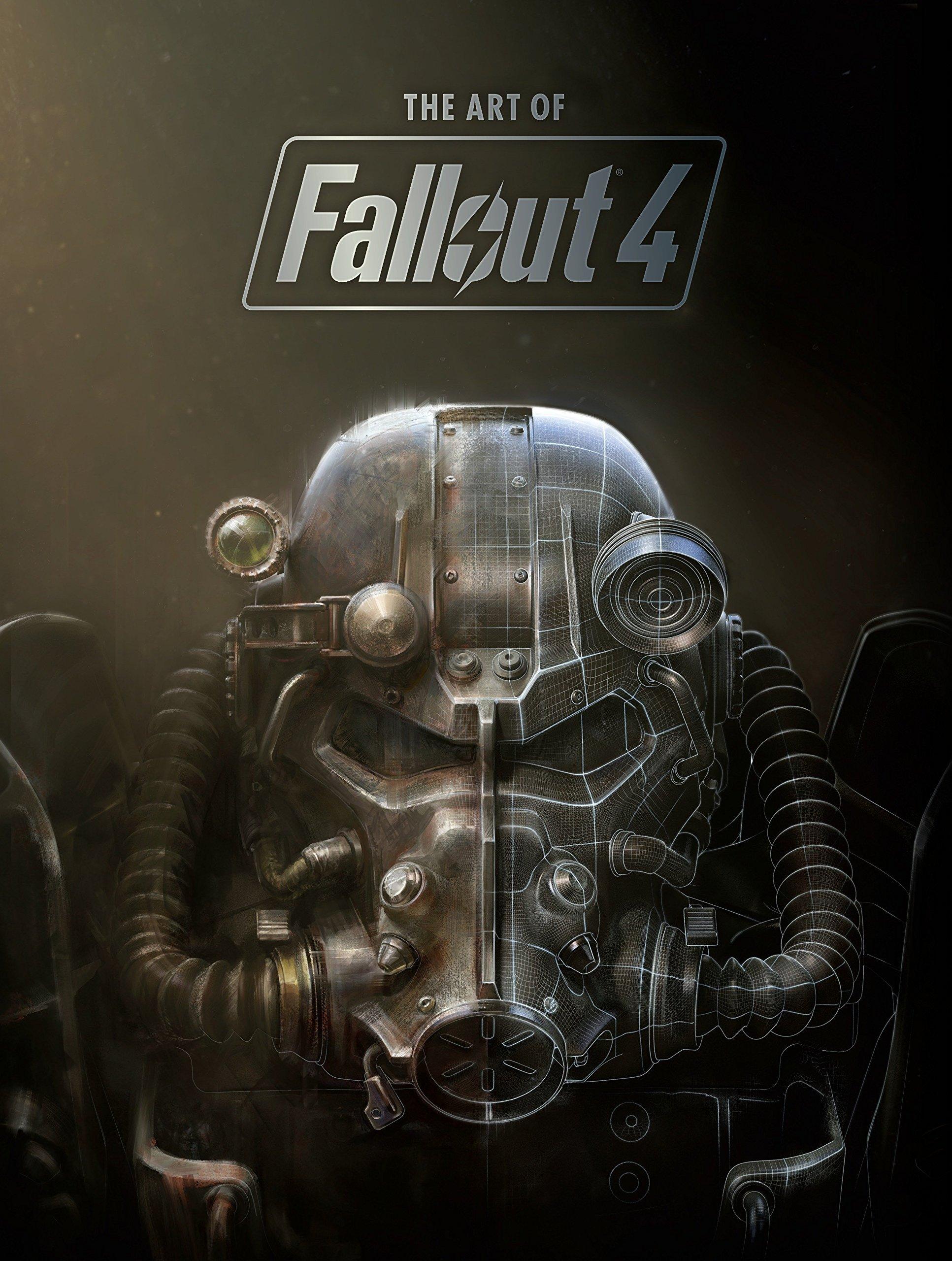 Fallout - The Art of Fallout 4