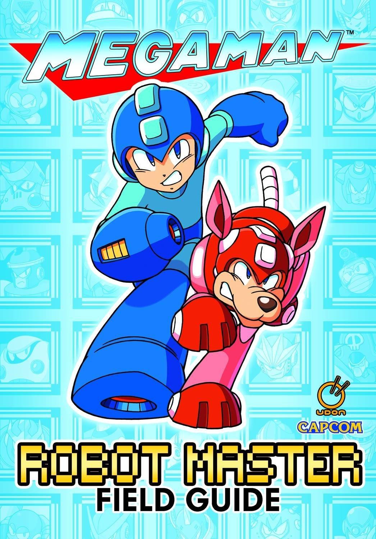 Mega Man - Robot Master Field Guide