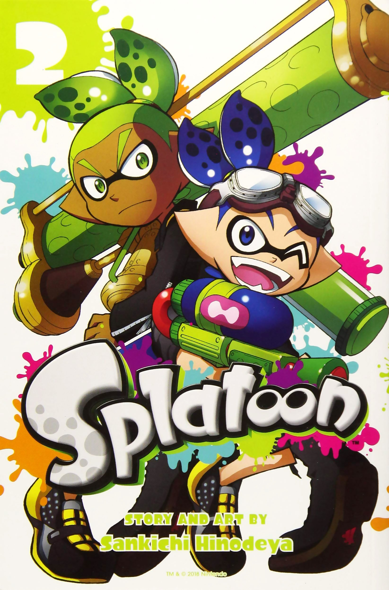 Splatoon Vol.2