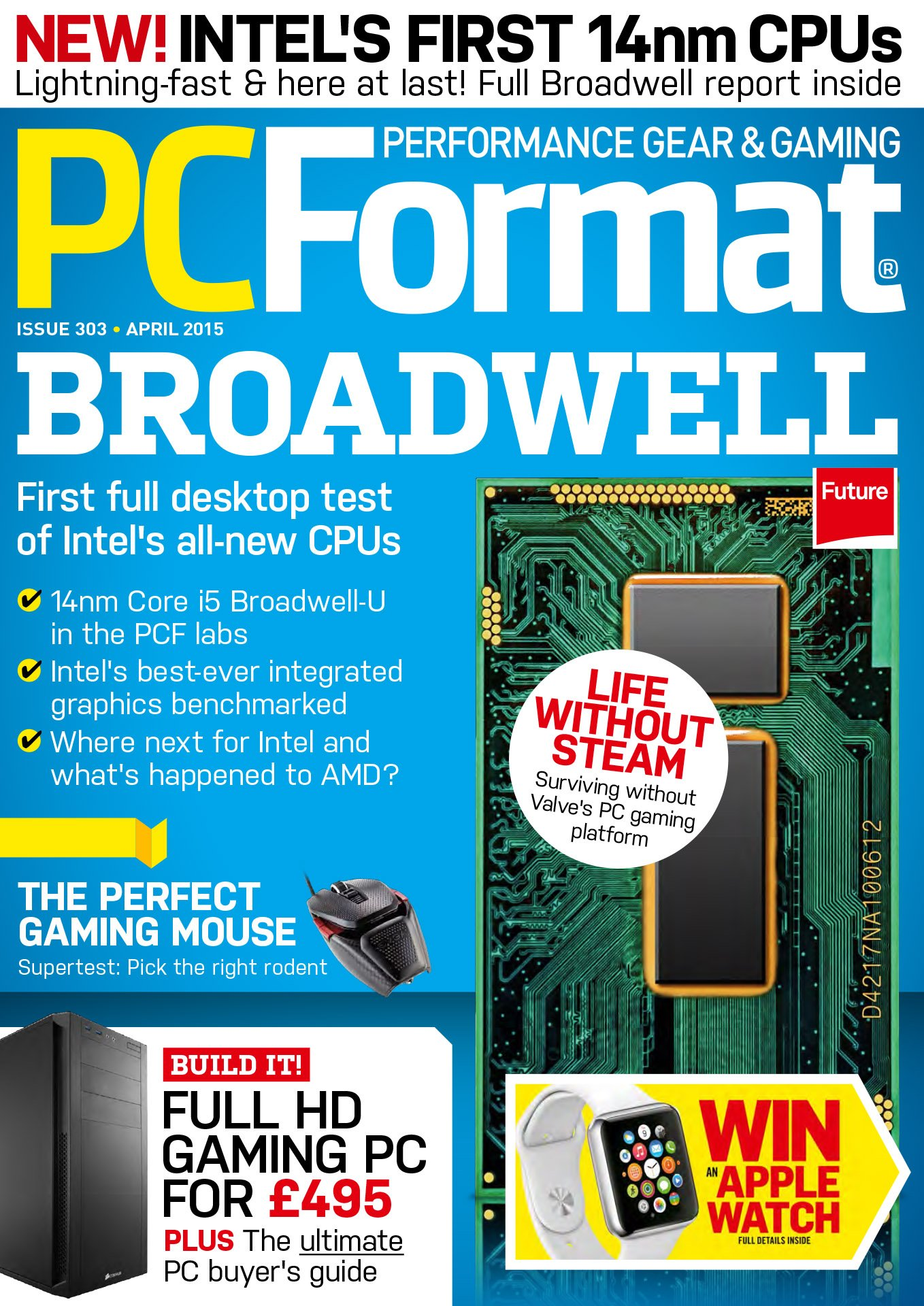 PC Format Issue 303 (April 2015)