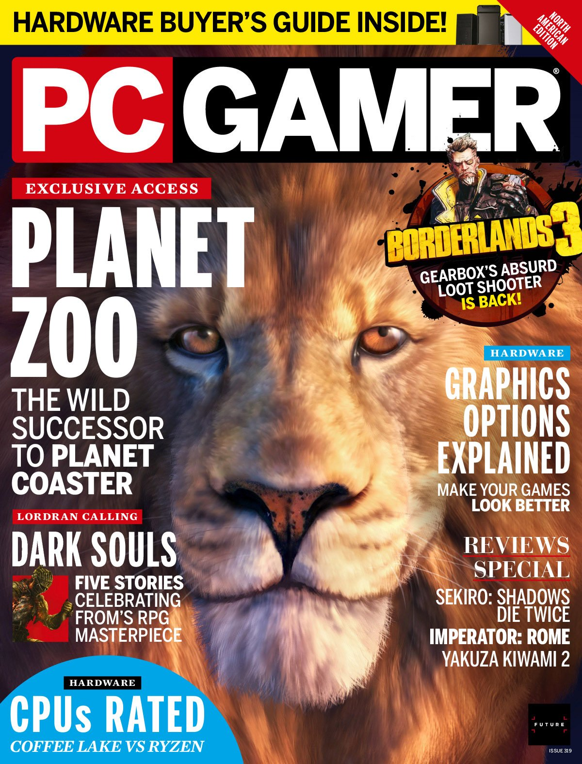 PC Gamer Issue 319 (July 2019)