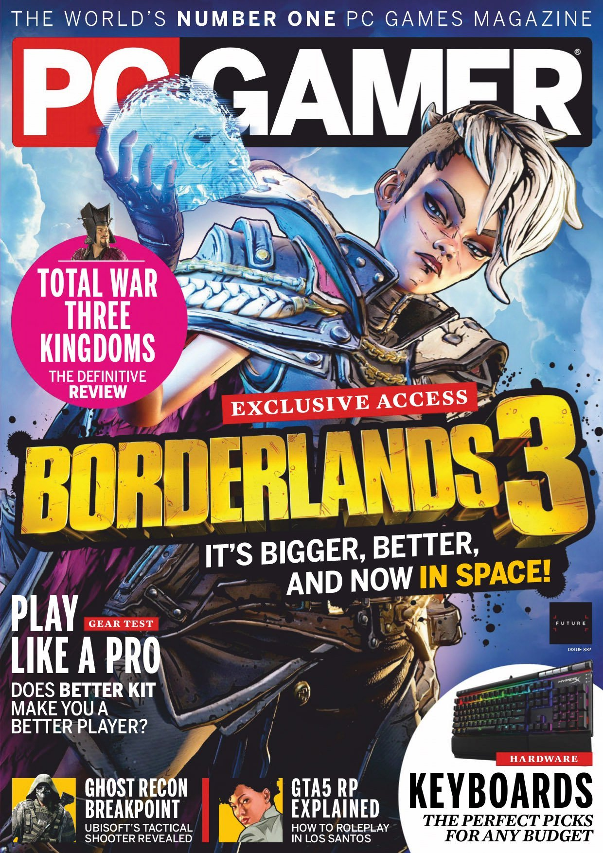 PC Gamer UK 332 (July 2019)