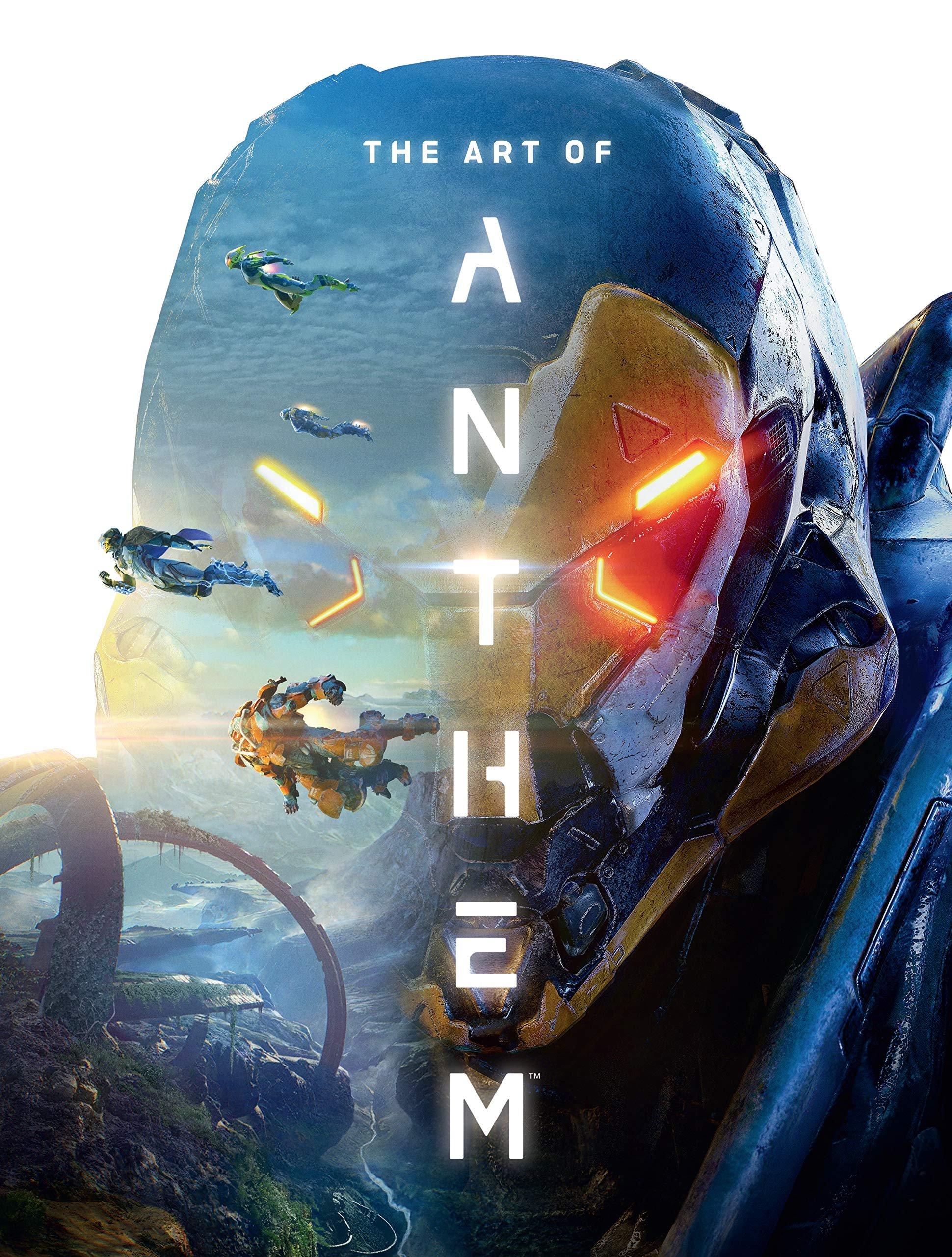Anthem - The Art of Anthem
