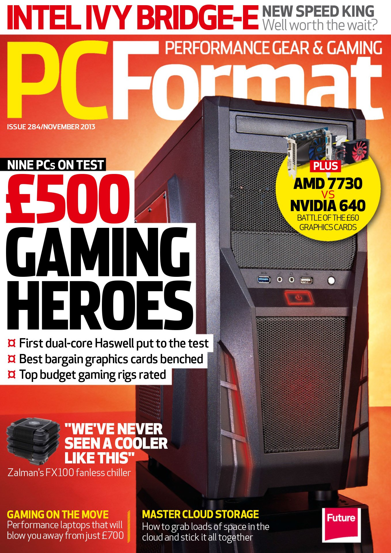 PC Format Issue 284 (November 2013)