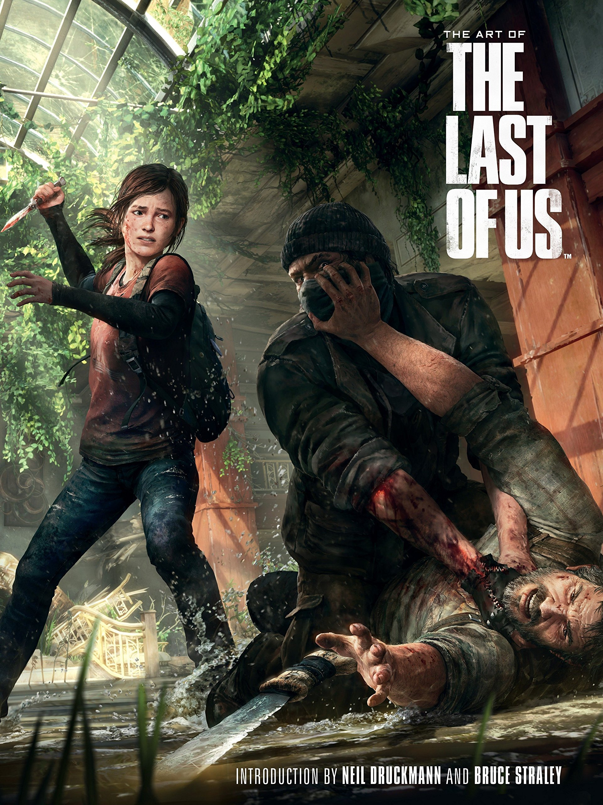 Last of Us, The - The Art of The Last of Us